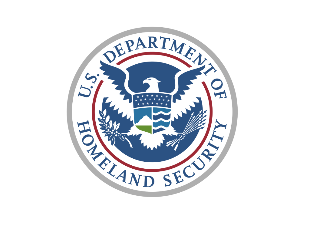 Department of Homeland Security seal.